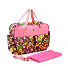 Fashion Large Travel Diaper Bag