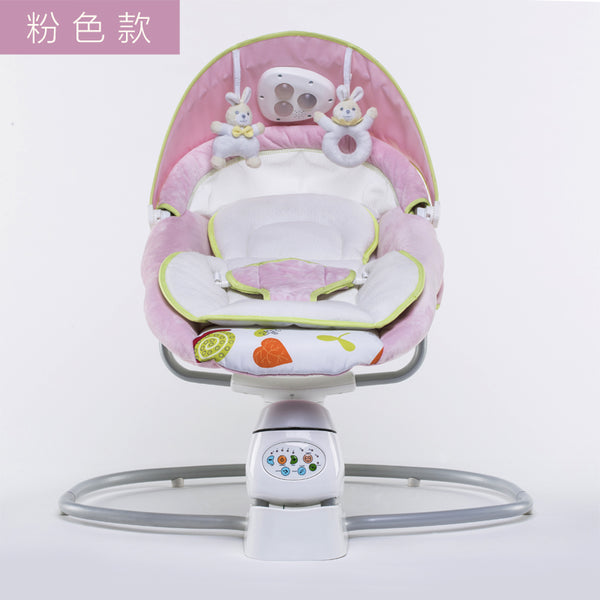 Electric Cradle Bed Baby Rocking