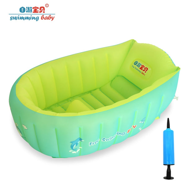 Portable Folding Kids Bathtub