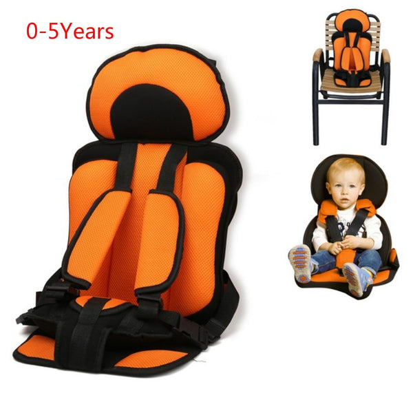 0-5 Year Baby Safe Chair Seat Mat