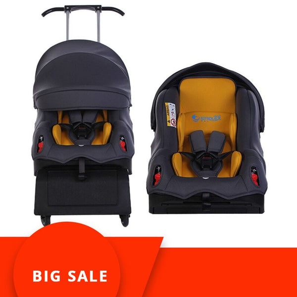 5 In 1 Multifunctional Child Car Safety Seat