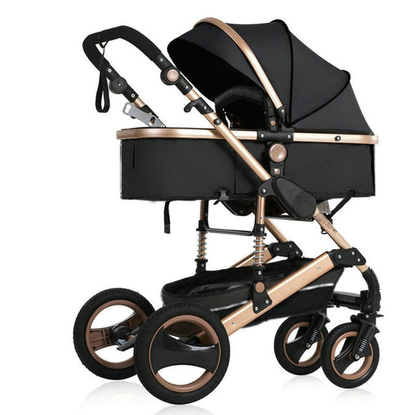 Multi-functional 2 in 1 Baby Stroller