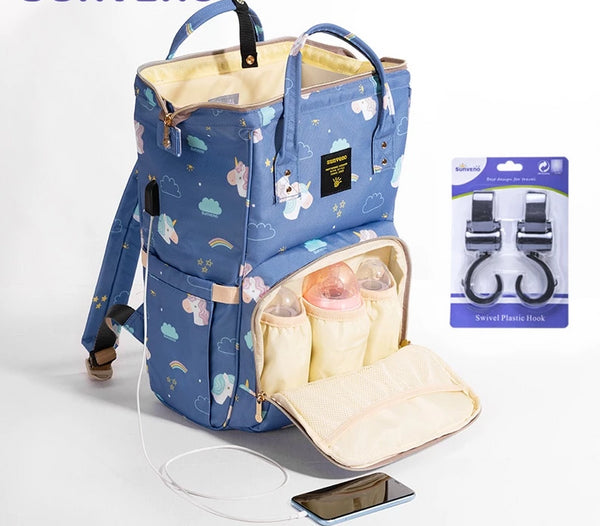 Mummy Maternity Diaper Nappy Bag
