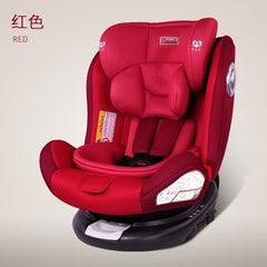 Pouch Safety Car Seat 360 Degree Rotary