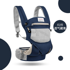 Cotton Breathable Ergonomic Baby Carrier