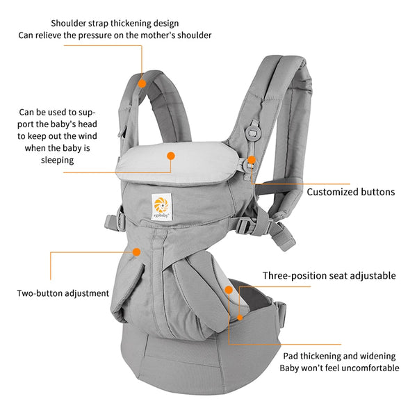 Egobaby Omni 360 Baby Carrier Multi-functional