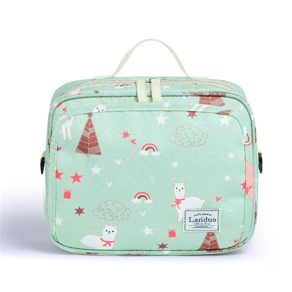 Cartoon Diaper Bag Large Capacity
