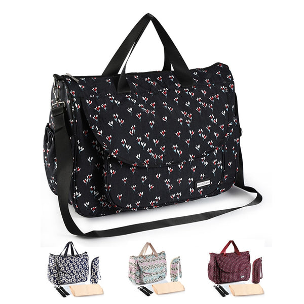 Best Waterproof Diaper Bag for Mom