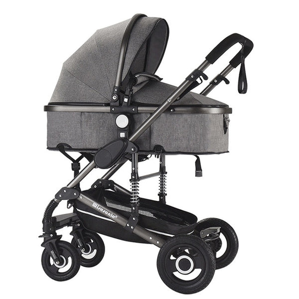 Multifunctional 3 in 1 Baby Stroller