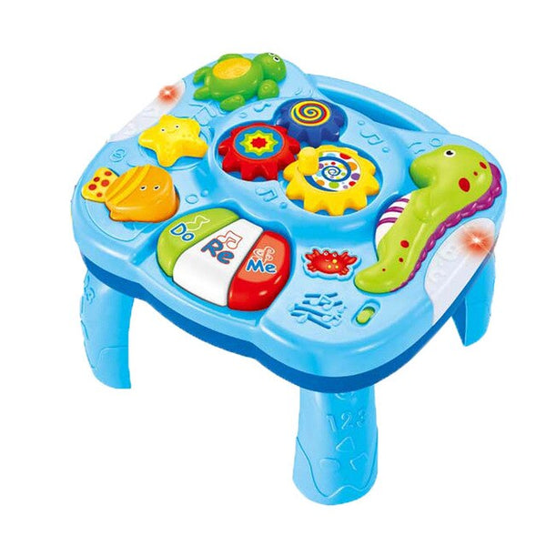 Baby Music Early Learning Table