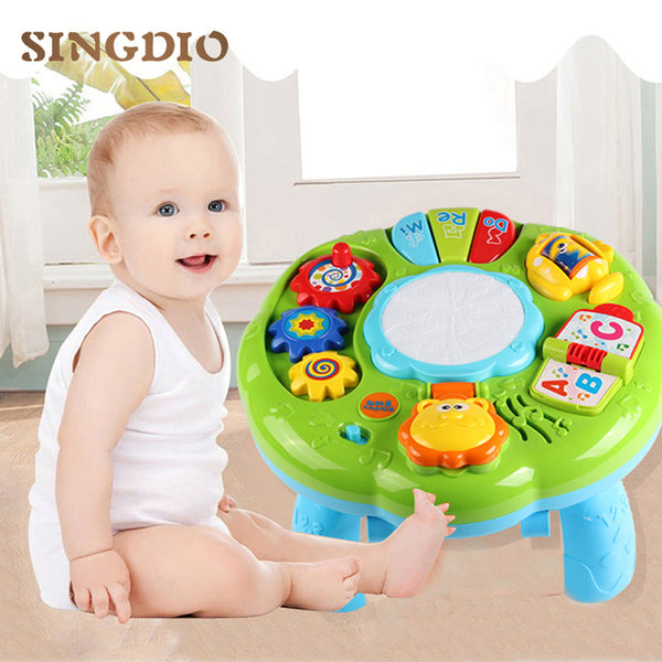 Newborn Baby Kids Development Table