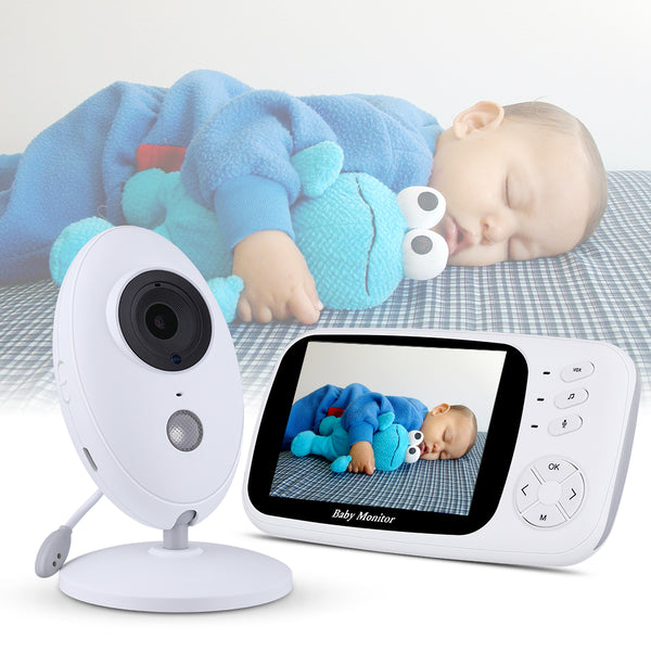 3.5inch Wireless Video Baby Monitor