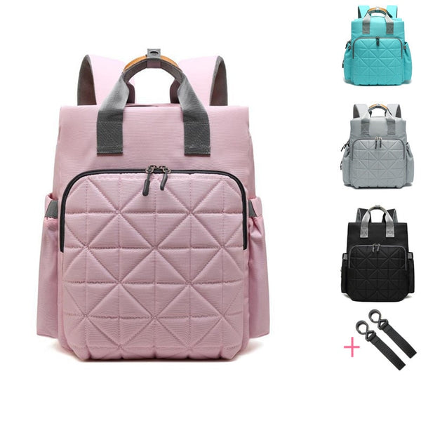 Fashion Multi-function Mummy Diaper Bag