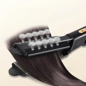 Ceramic Tourmaline Lonic Flat Iron Hair Straightener