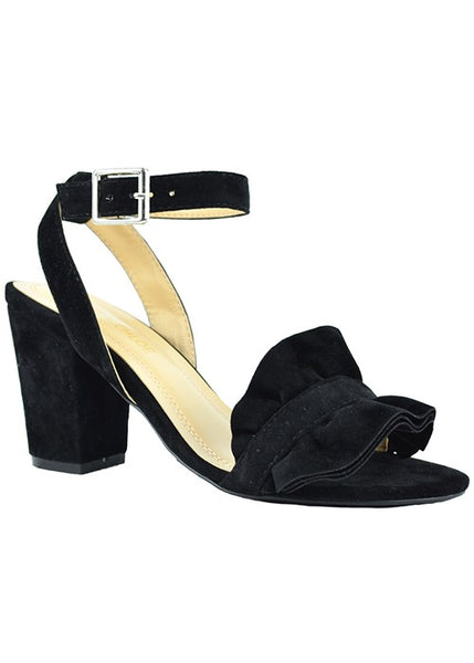 The Vanderpump Ruffled Heel