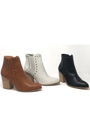 The Emerson Bootie