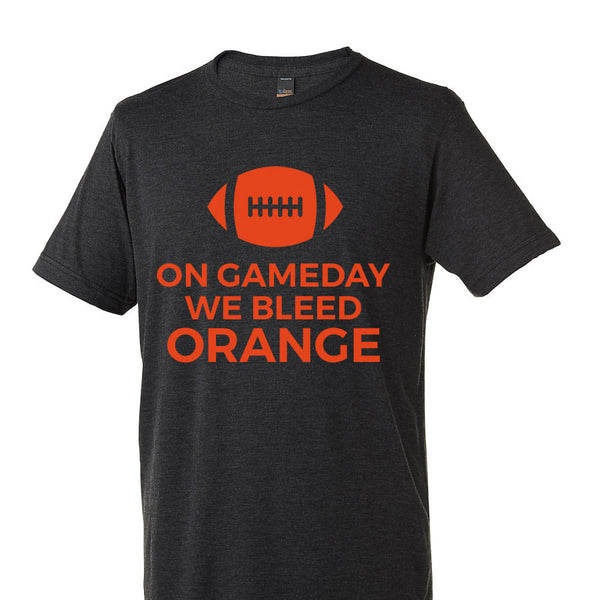 FINAL SALE  On Gameday We Bleed... Graphic Tees
