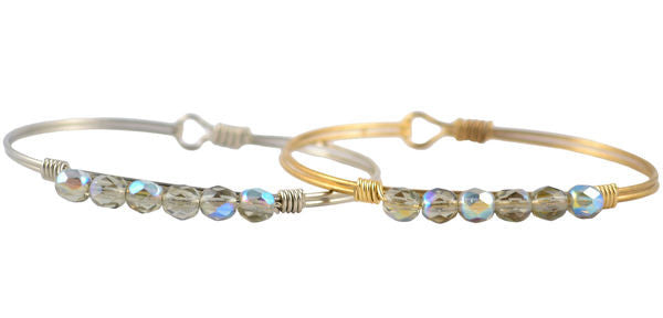 The Luca + Danni Beaded Bangle