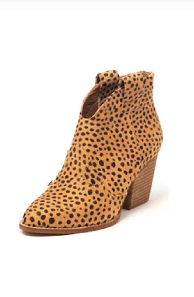 FINAL SALE The Athena Bootie