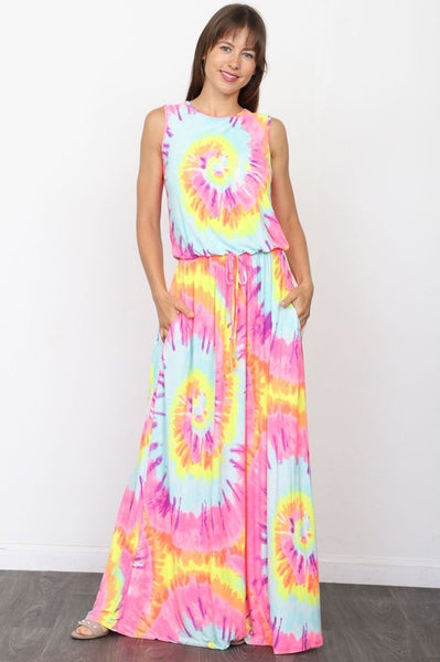 The Calliope Maxi Dress