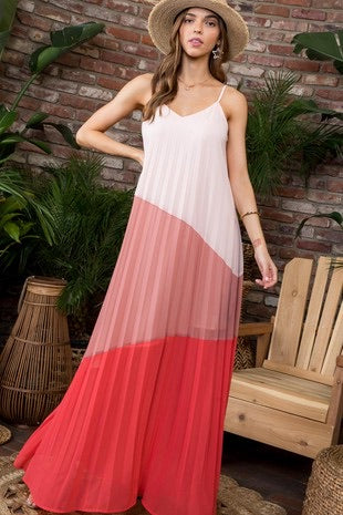 FINAL SALE The Coral Reef Maxi