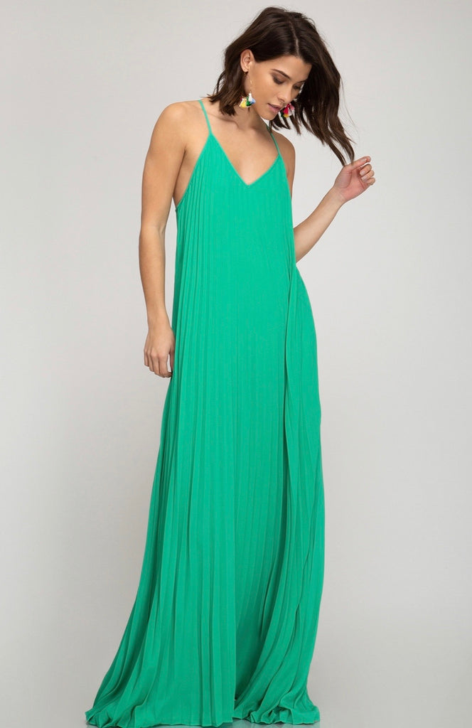 The Lauren Maxi Dress