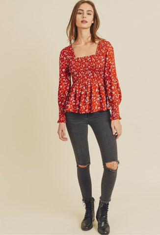 FINAL SALE The Avery Top