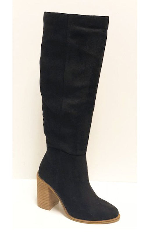 FINAL SALE The Gigi Knee High Boot