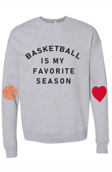PREORDER Favorite Season Sweatershirts
