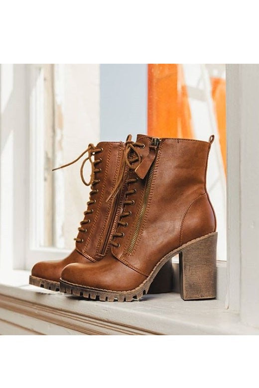 The Grayson Bootie