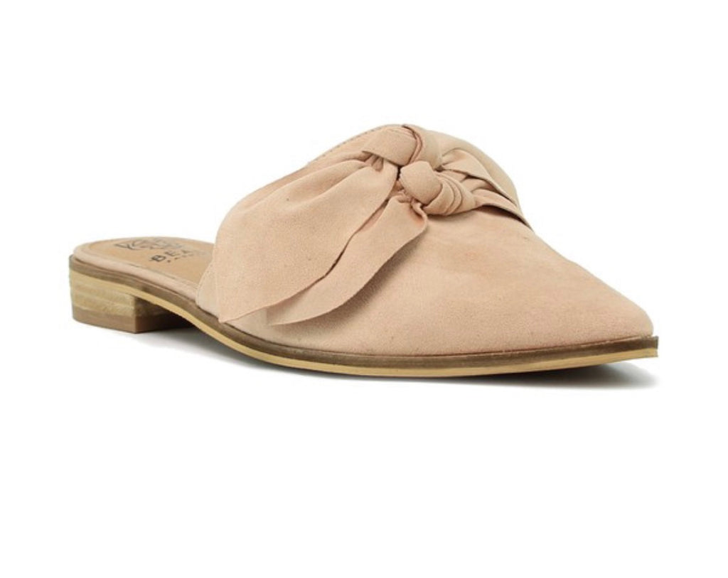 FINAL SALE Double Bow Ballet Flat