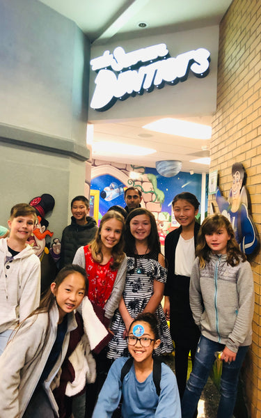 BizTown Field Trip Documented by PUSD Communications Department
