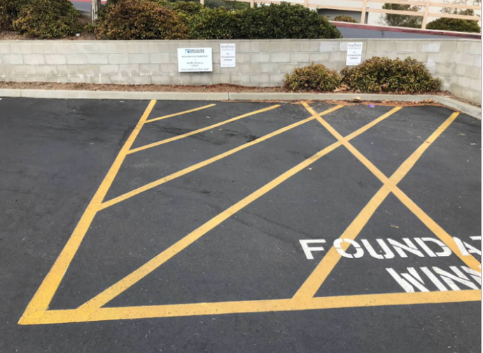 Win a Coveted Parking Space