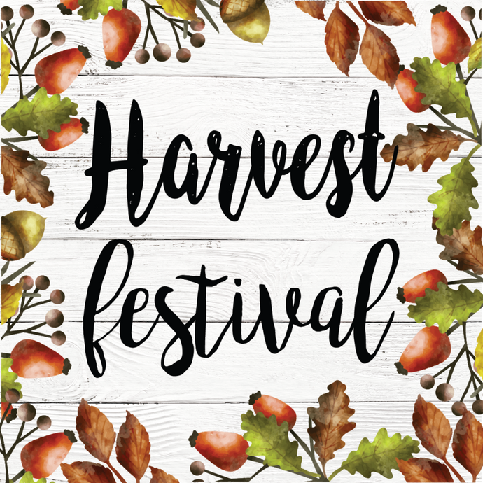 Harvest Festival Vendor Registration Fee