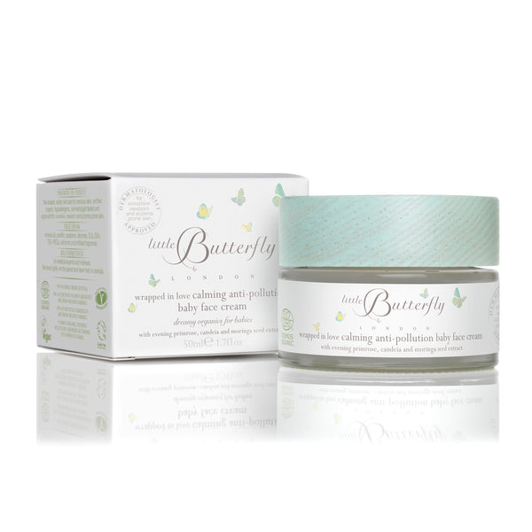 Wrapped in Love BABY FACE CREAM 50ml