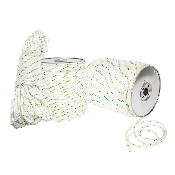 3/8'' DOUBLE-BRAIDED POLYESTER WINCH ROPES