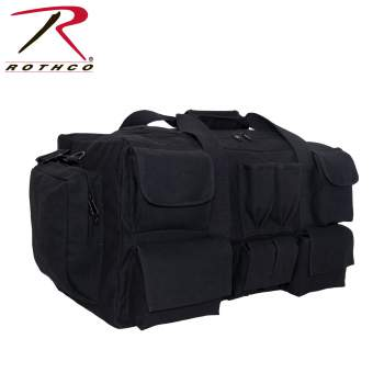 Rothco 2483 Canvas Pocketed Military Gear Bag