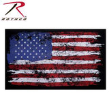 Rothco Distressed U.S. Flag Canvas Messenger Bag