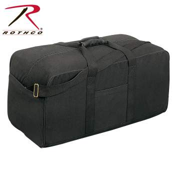 Rothco 8133 Canvas Assault Cargo Bag