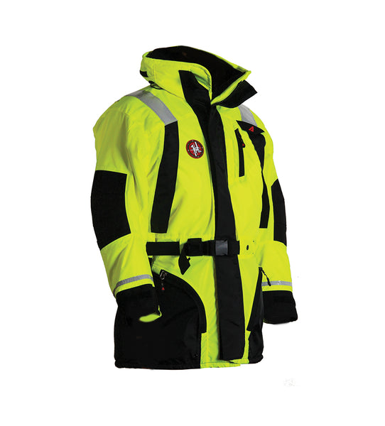 First Watch AC-1100 Flotation Coat Hi-Vis