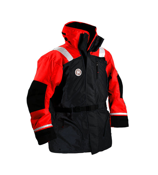 First Watch AC-1100 Flotation Coat Red/Black