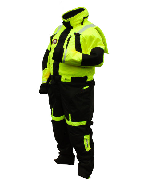 First Watch AS-1100 Anti-Exposure Flotation Suit Hi-Vis