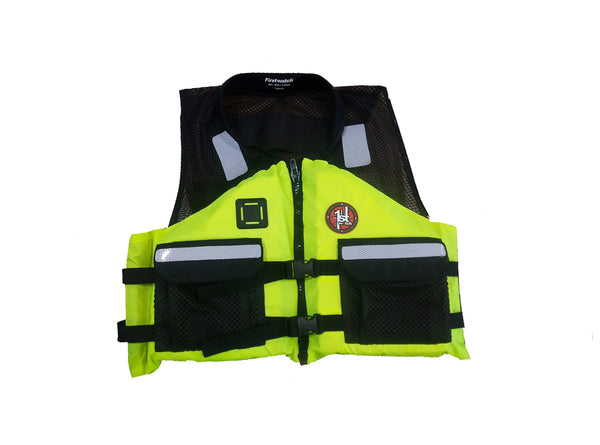 First Watch AV-500 Hi-Vis Crew Vest