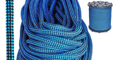 Blue Finish Line 32-Strand Kernmantle ✻ Climbing / Rappelling / Rescue