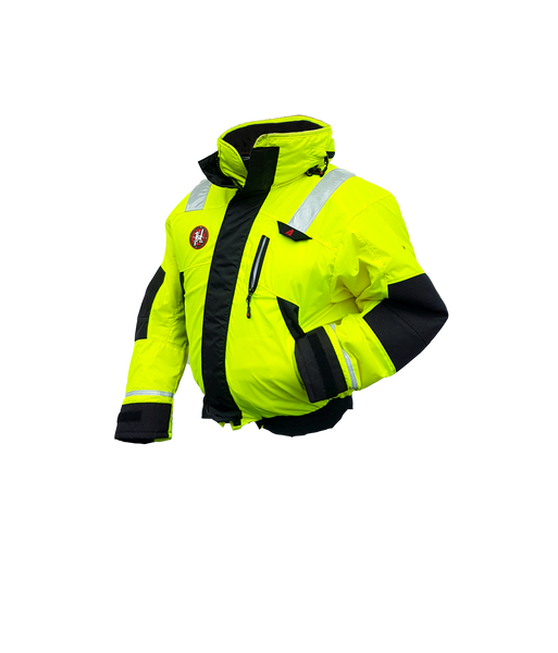 First Watch AB-1100 Bomber Jacket Hi-Vis
