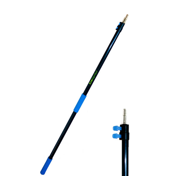 EVERSPROUT 6.5'-18' Aluminum Telescopic Extension Pole