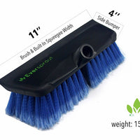 "11"" Brush and Squeegee"