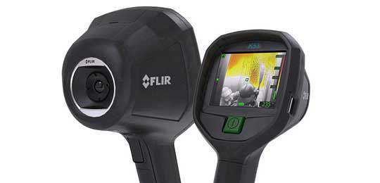 FLIR K65 NFPA Compliant Thermal Imaging Camera