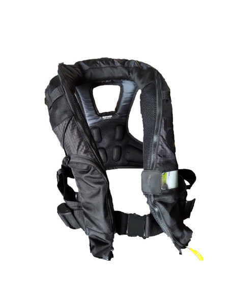First Watch FW-40PRO 40lb Buoyancy Vest Black