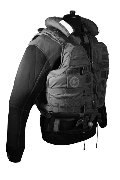 First Watch HBV-100 High Buoyancy Vest - Tactical Version